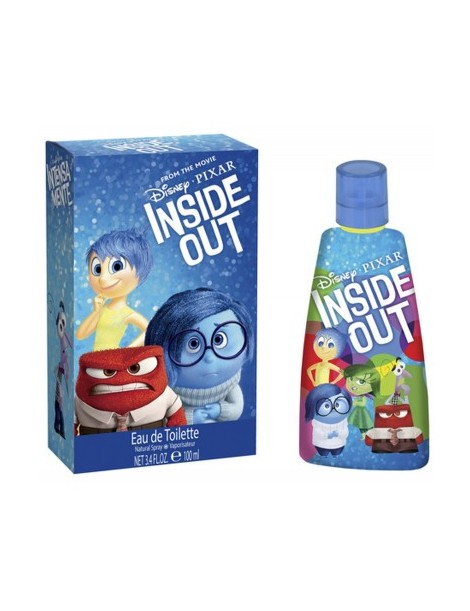 Profumo Eau de Toilette Inside Out 100 ml