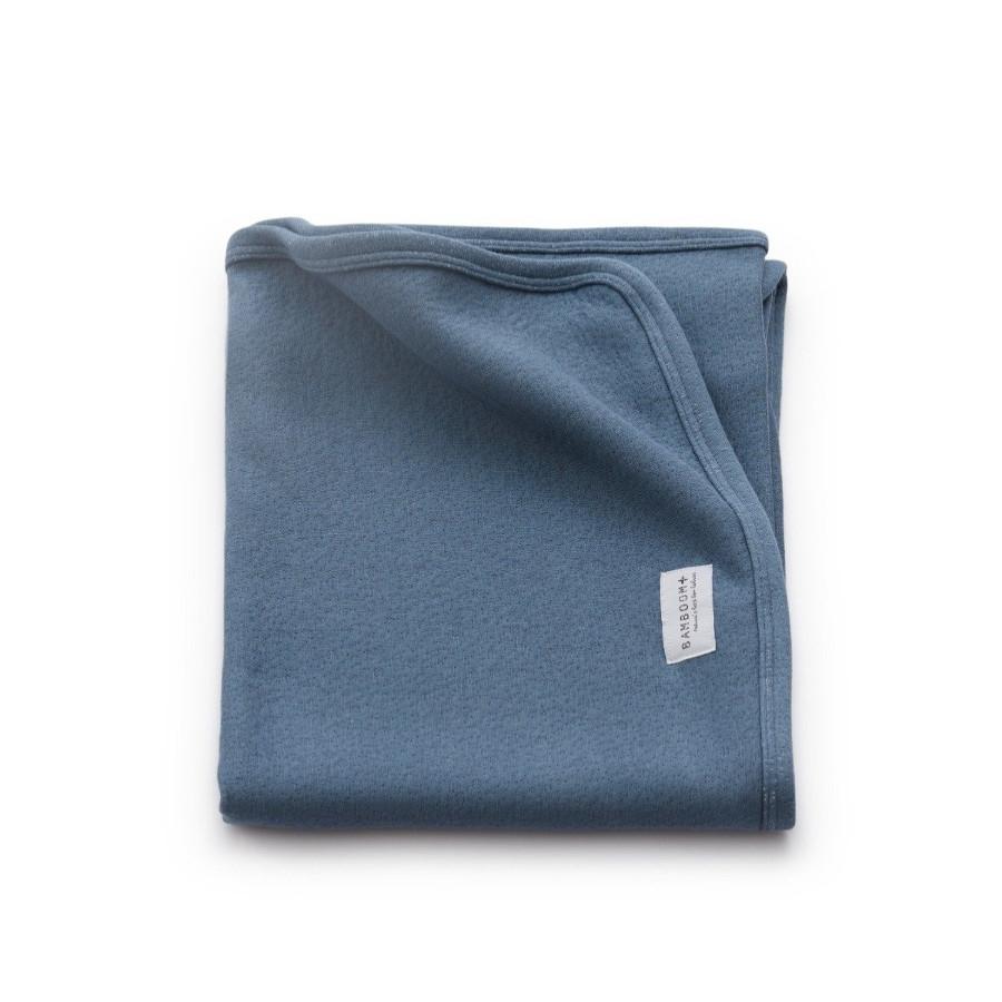 Copertina multiuso La Ninna Mini Single Happy Blue Cobalto