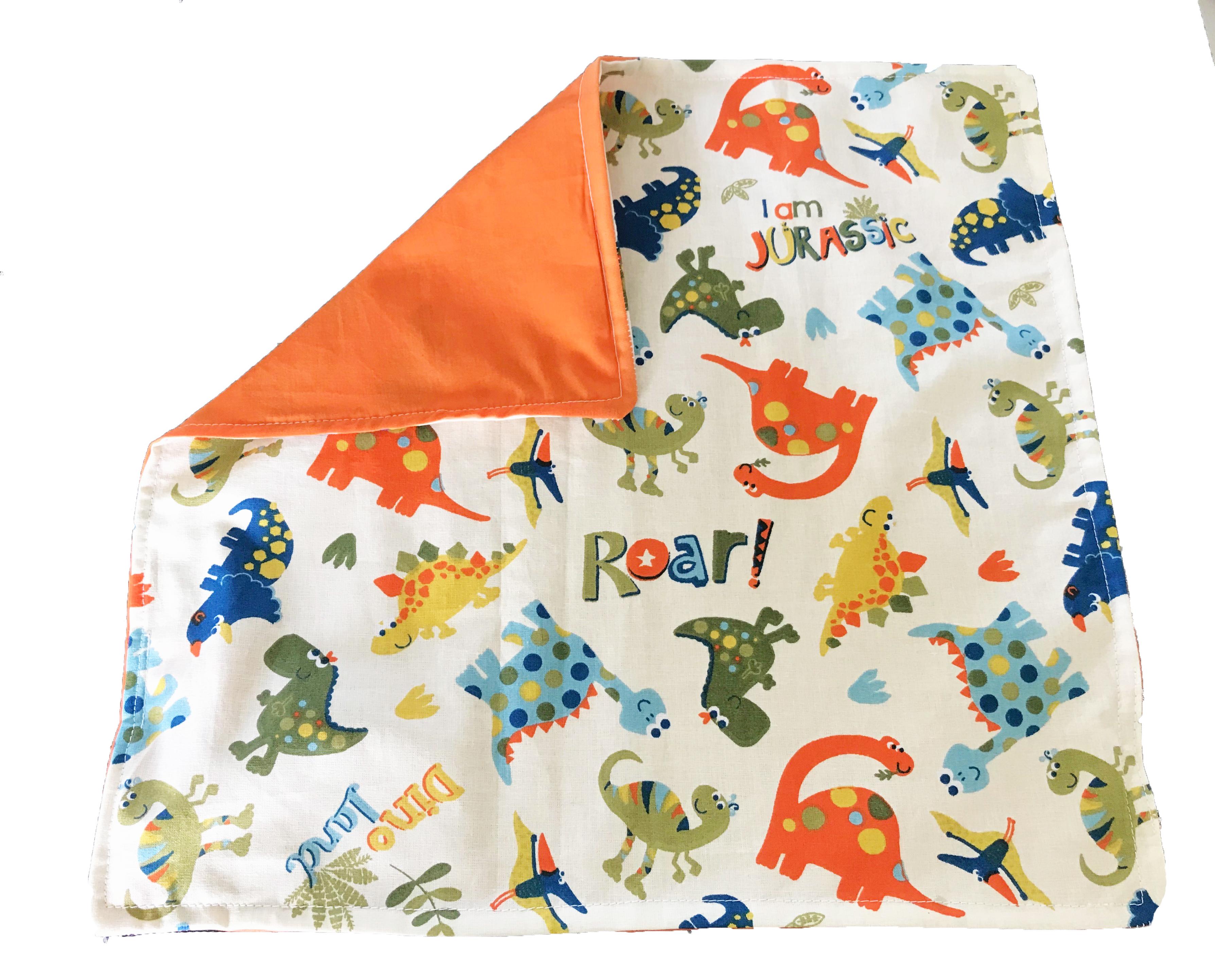 Dinosauri un tovagliolo per la scuola