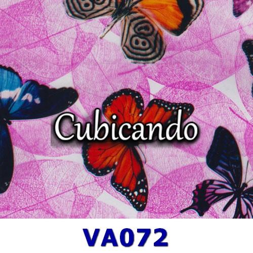 Pellicola per cubicatura effetto Butterfly