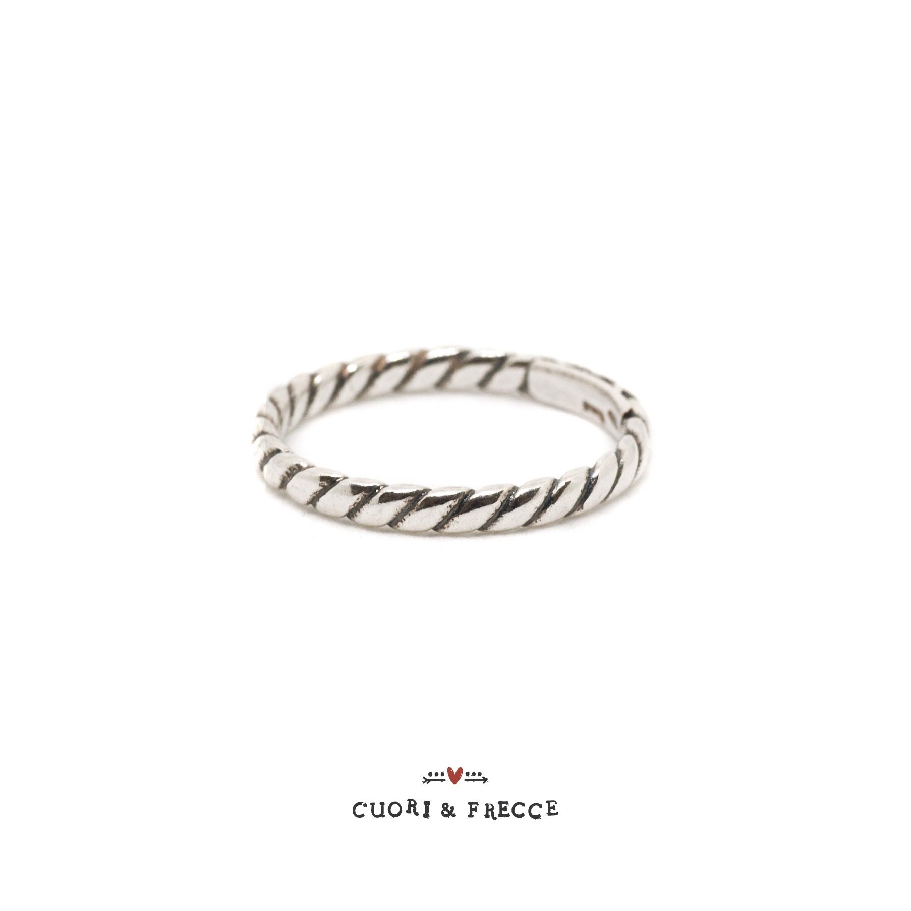 CUORI&FRECCE - TRECCIA TONDA
