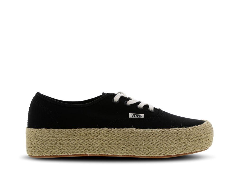 Vans Authentic W Platform ESP (Black)