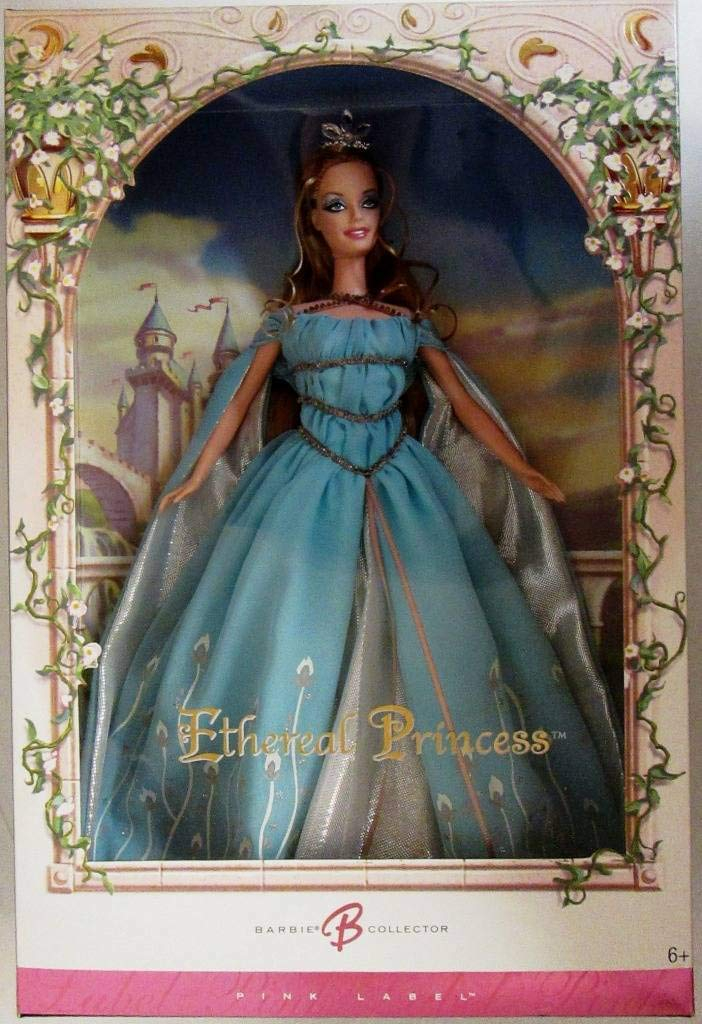 Barbie Collector Ethereal Princess Barbie Doll