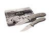 Collezione due coltelli Buck  206 e 207