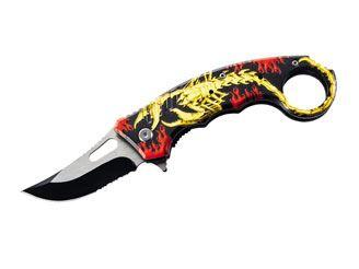 coltello karambit a lama chiudibile