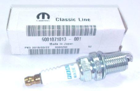 Candela accensione FIAT 6001071013, BKR5EZ,