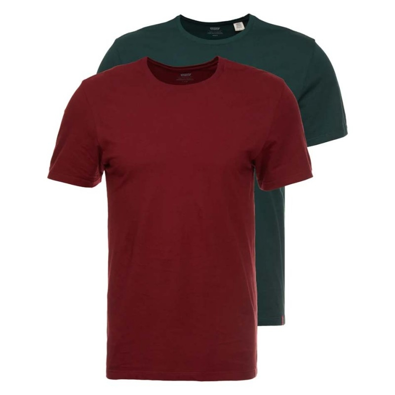 T-shirt uomo LEVIS 2PACK