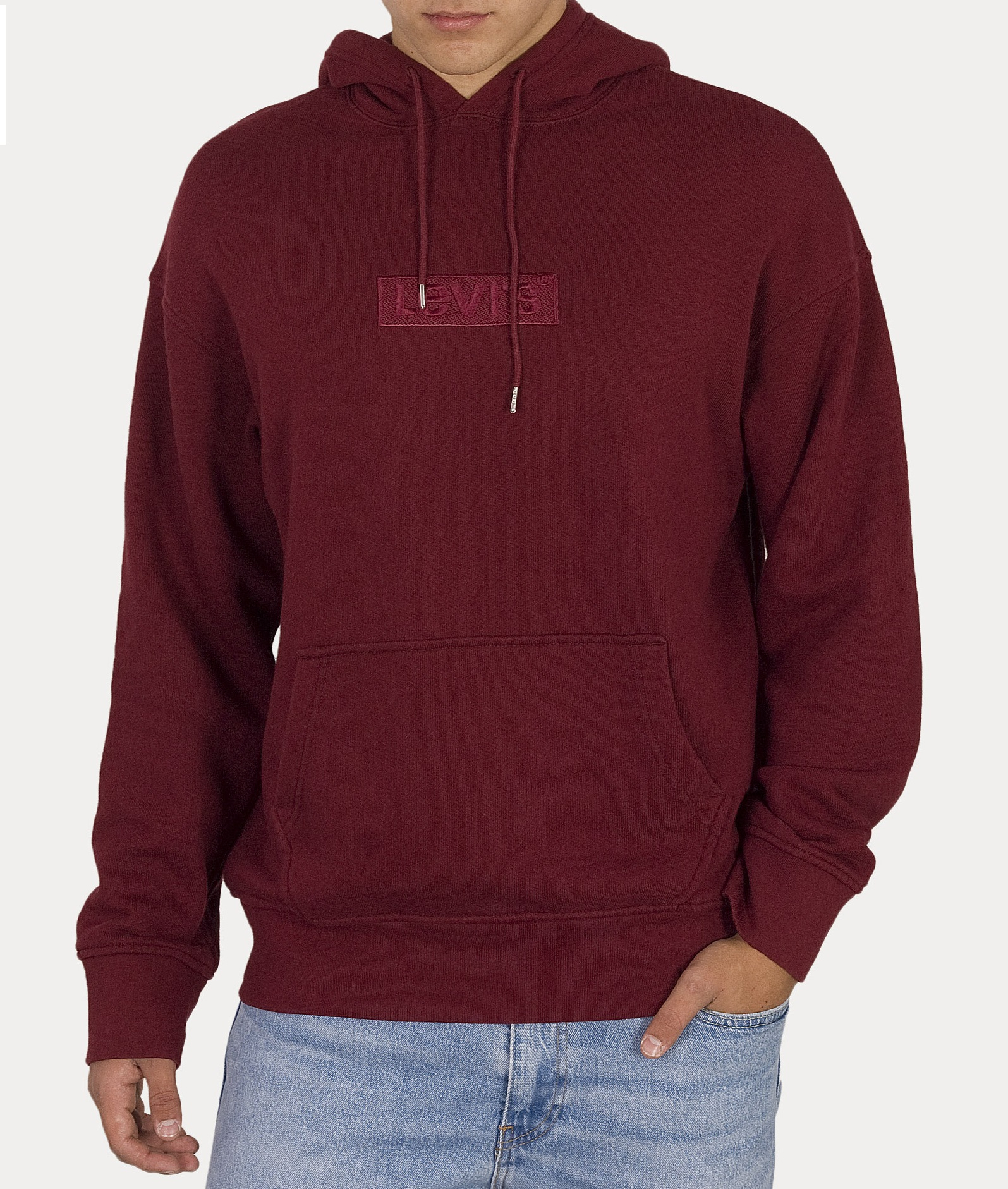 Felpa uomo LEVI'S Relaxed Graphic Hoodie