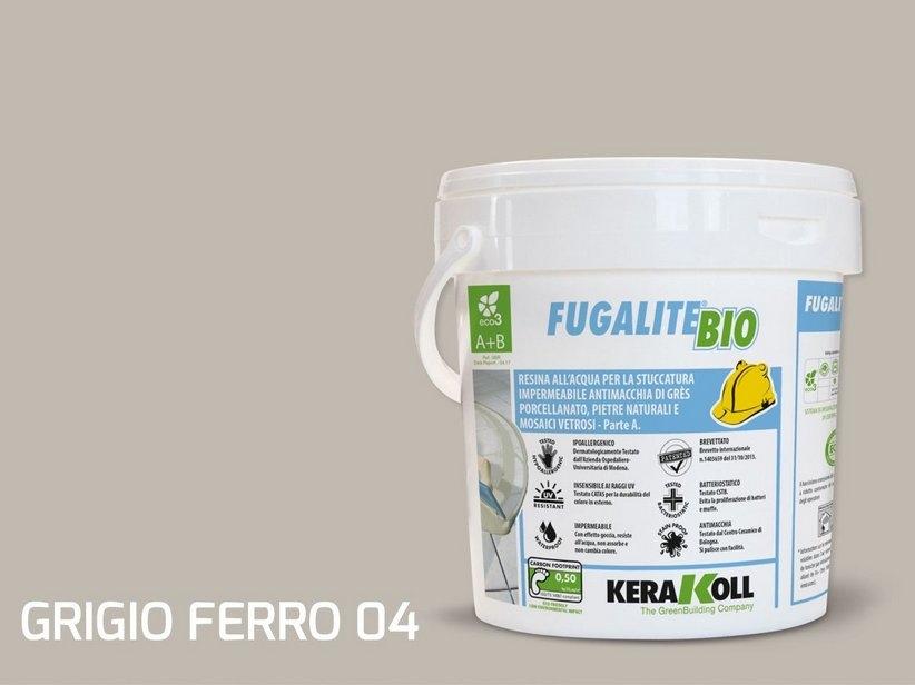 Kerakoll fugalite bio grigio ferro kg3