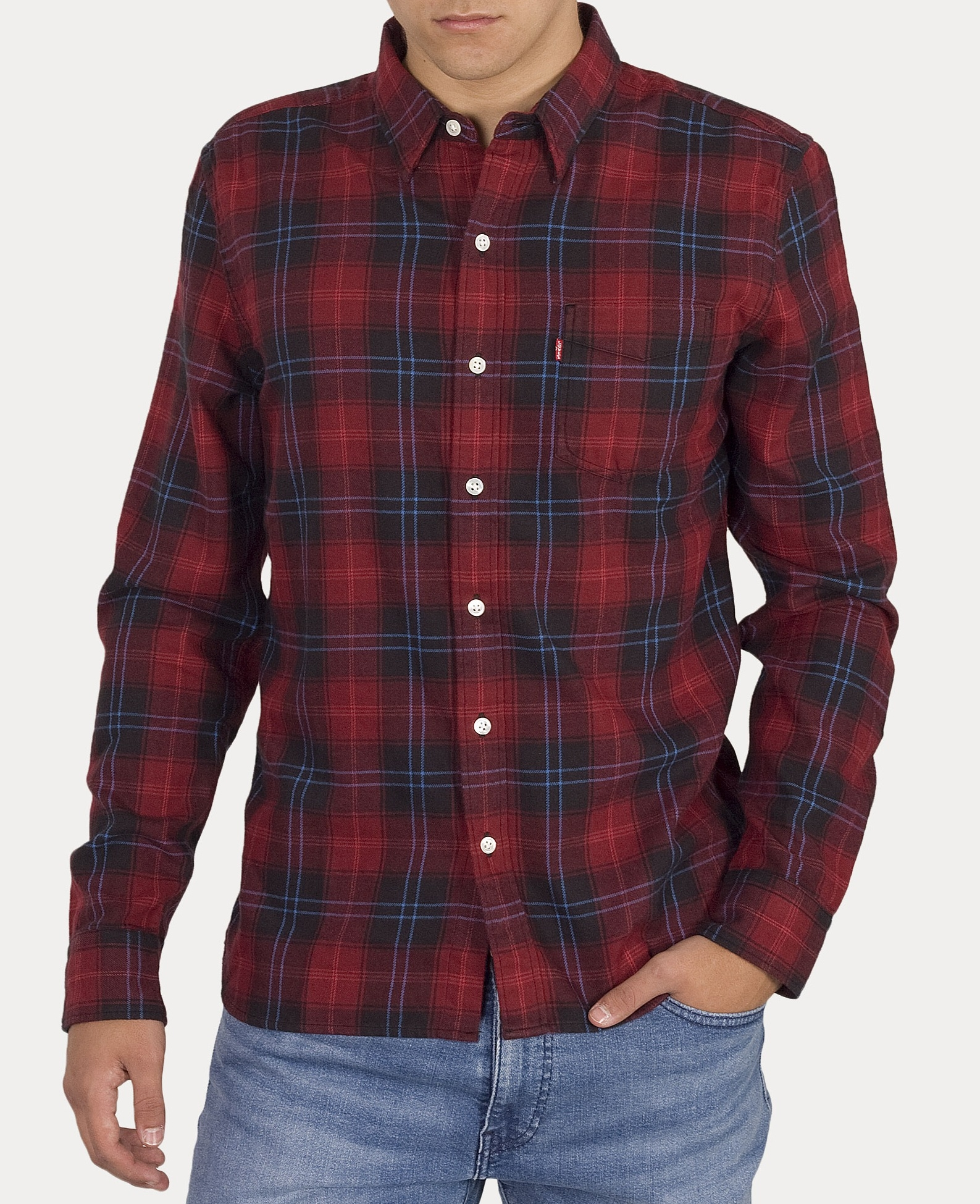 Camicia uomo LEVI'S Sunset Pocket Shirt