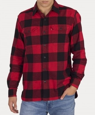 Camicia uomo LEVI'S Jackson Worker Shirt