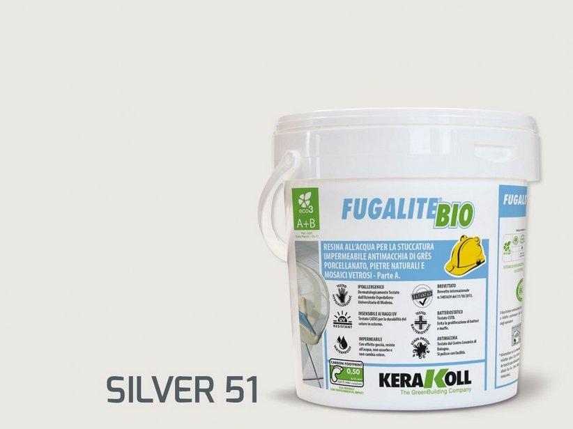 Kerakoll fugalite bio silver kg3