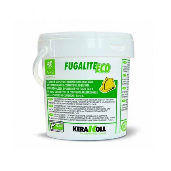 Kerakoll fugalite eco limestone kg3