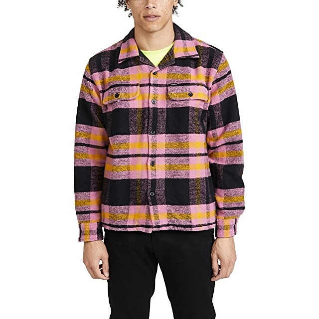 Giacca Obey Fitzgerald Woven