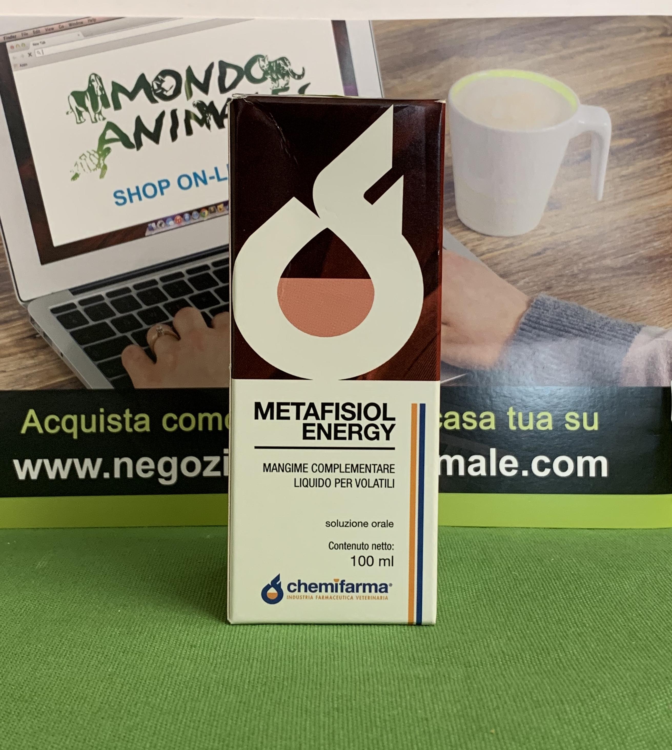 METAFISIOL ENERGY
