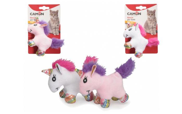 Unicorno con catnip - gioco per gatti