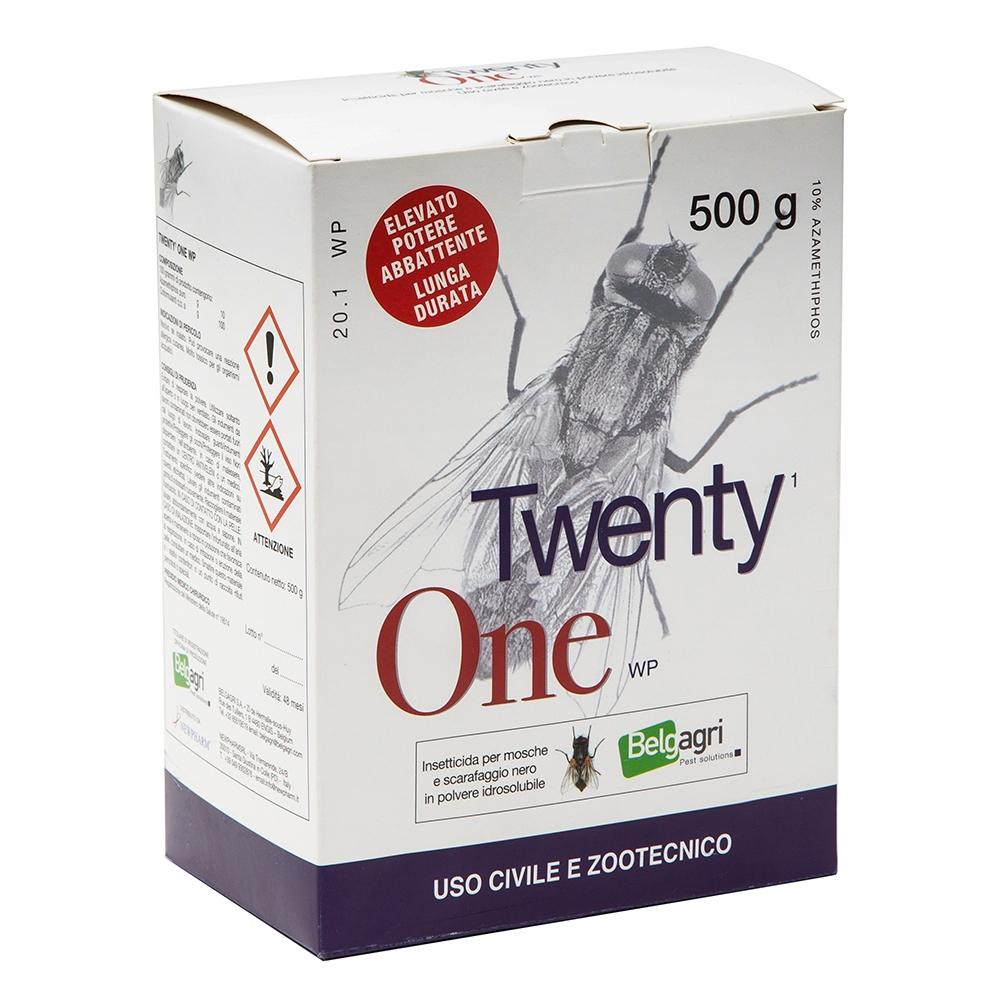 TWENTY-ONE INSETTICIDA PER MOSCHE E INSETTI VOLANTI