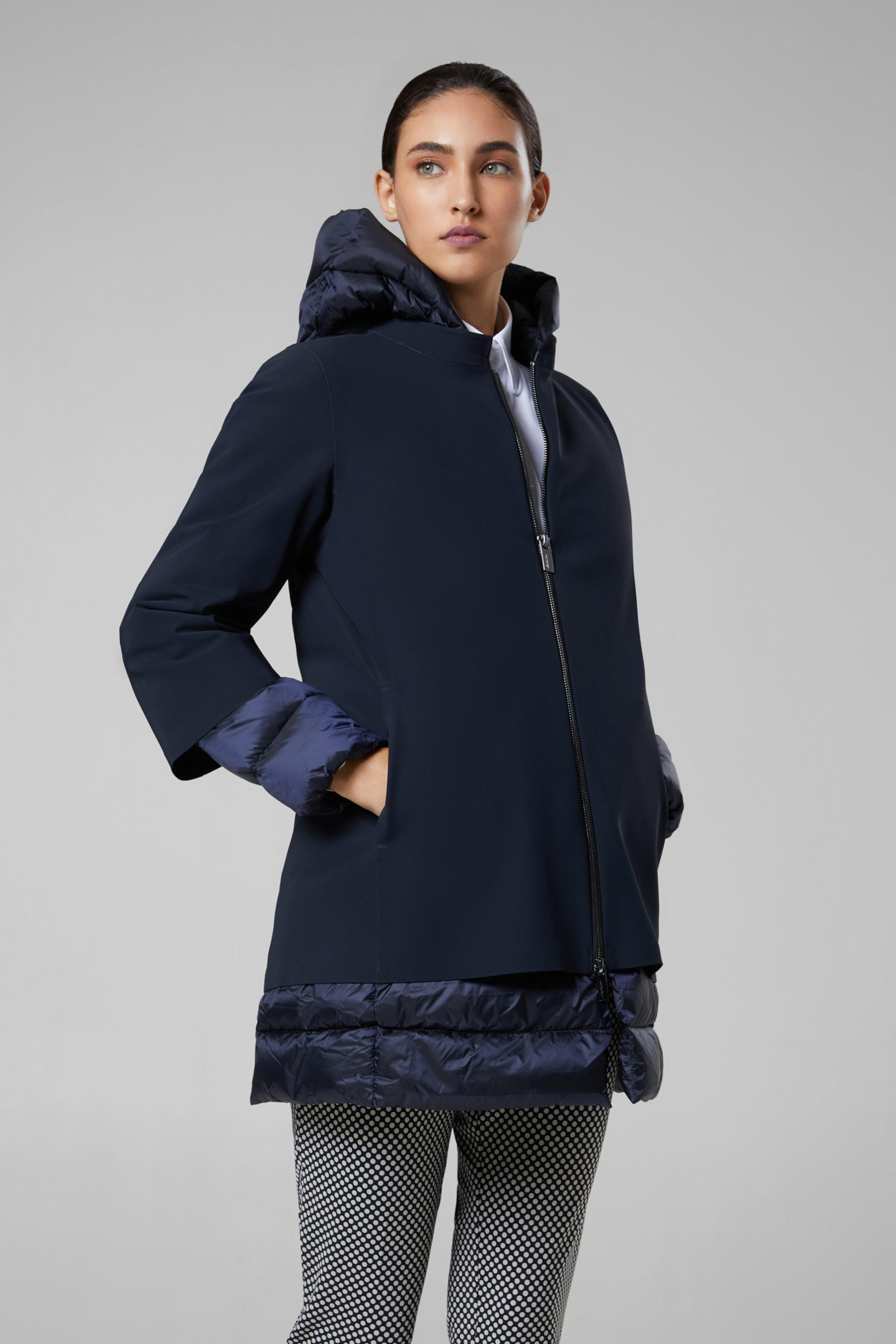 Giubbino donna RRD mod. DOWN UNDER PARKA LADY