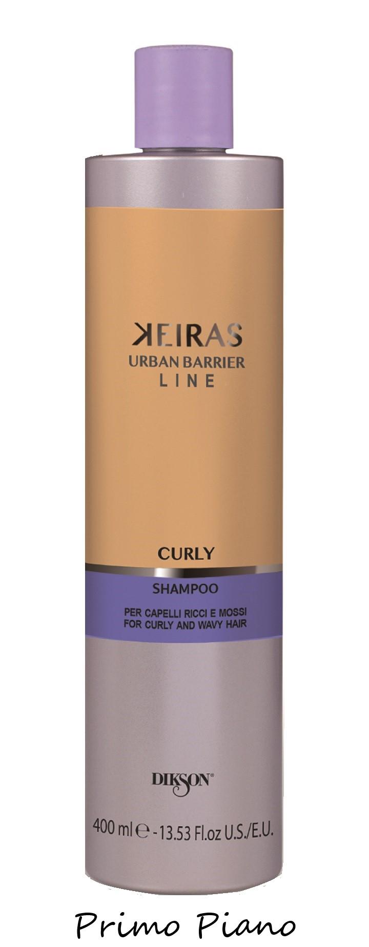 Keiras Urban Barrier Line Shampoo Curly 400 ml