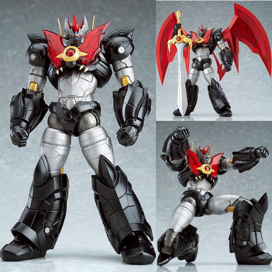 Mazinkaiser (Moderoid Plastic Model Kit)