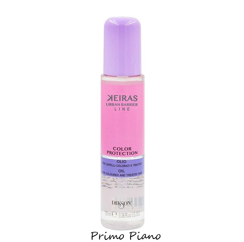 Keiras Urban Barrier Color Protection Oil 100ml