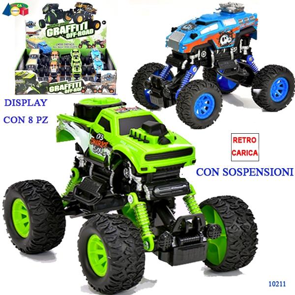 CAMION 4WD C/SOSPENSIONI 10211 GINMAR srl