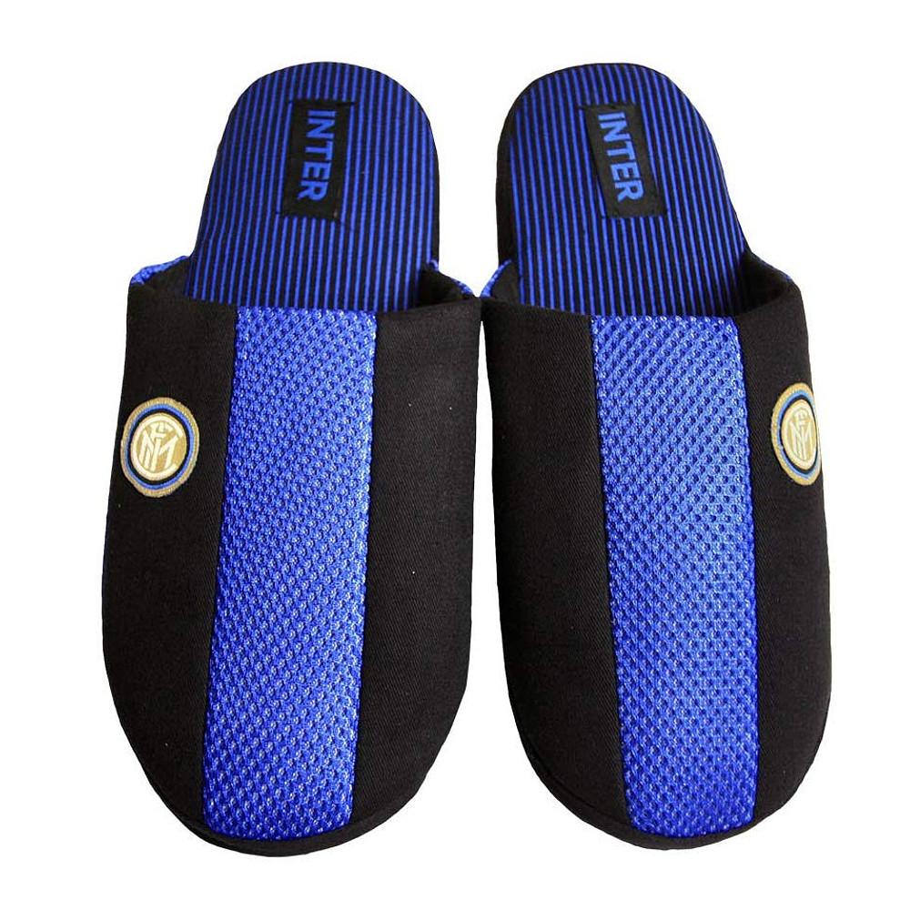 Pantofole Inter n. 31/32 33/34 35/36 37/38 ufficiali
