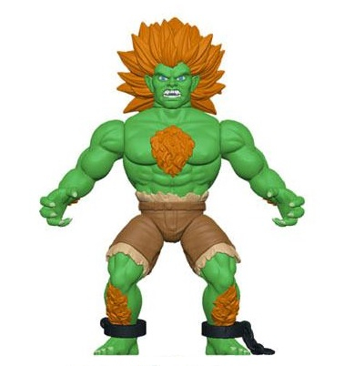 Savage World Street Fighter: BLANKA