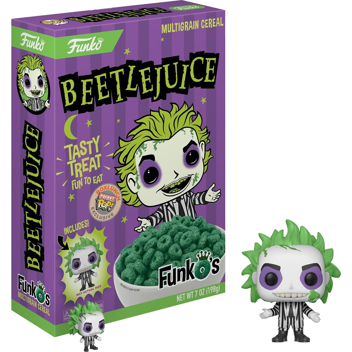 Funko's Cereal: Beetlejuice