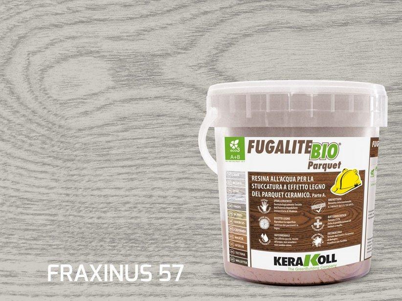 Kerakoll fugalite bio parquet stucco effetto legno fraxinus kg3