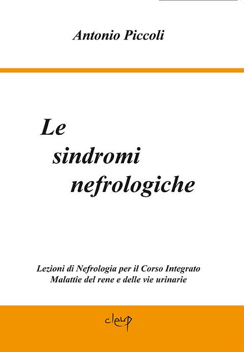 Le sindromi nefrologiche