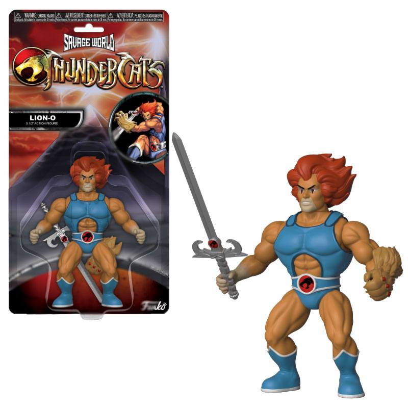 Savage World Thundercats: LION-O