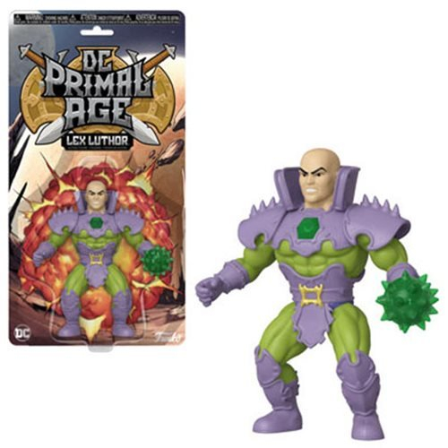 Savage World DC Primal Age: LEX LUTHOR