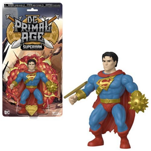 Savage World DC Primal Age: SUPERMAN