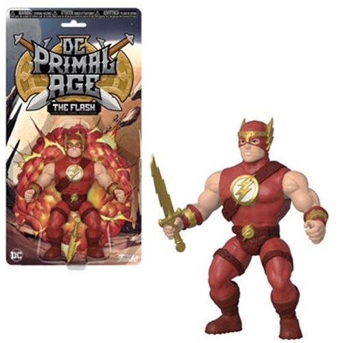 Savage World DC Primal Age: FLASH