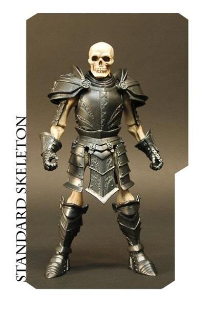 Mythic Legions: Skeleton Legion Builder