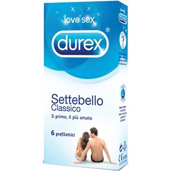 DUREX SETTEBELLO 6 PZ
