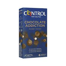 Control Chocolate 6 PZ
