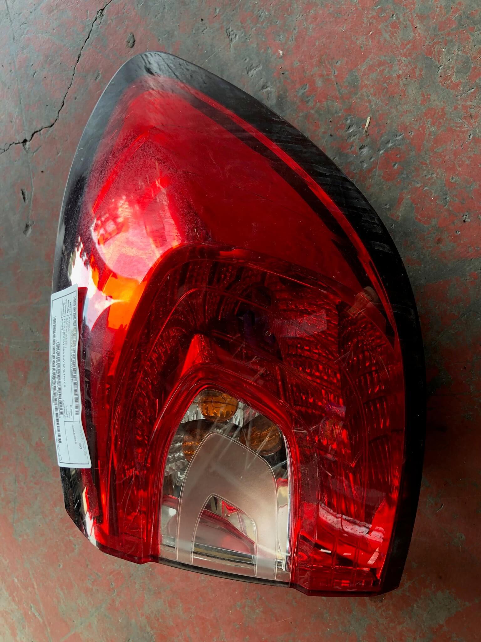 Fanale Est. dx usato Renault Captur serie dal 2013>