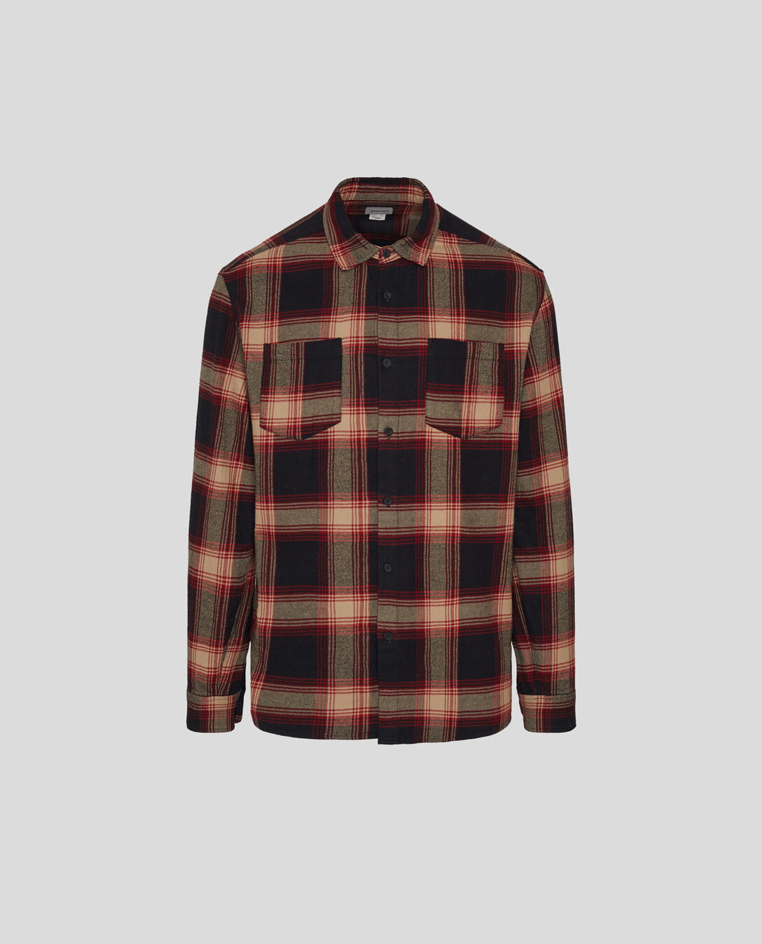 Camicia uomo WOOLRICH FLANNEL SHIRT