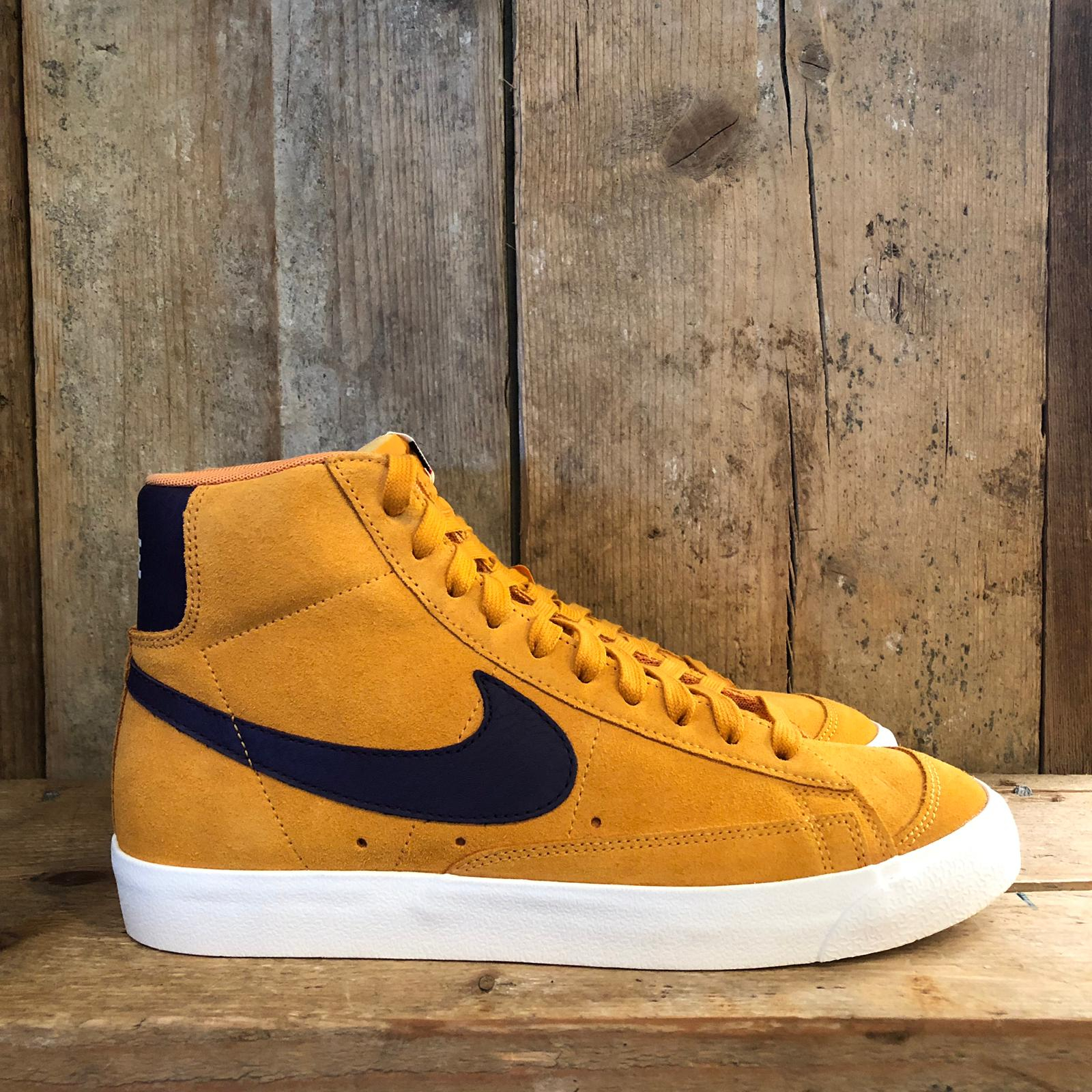 Scarpa Nike Blazer 77 Arancio/Viola/Bianca