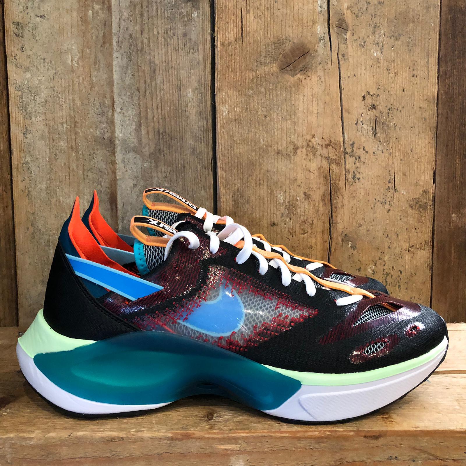 Scarpa Nike N110 D/MS/X Nera-Blu