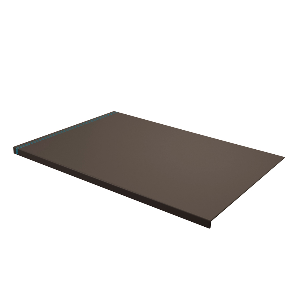Desk Pad Urania Deluxe Taupe Grey