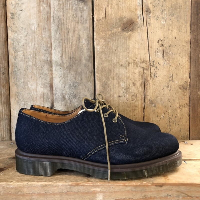 Scarpa Dr. Martens CAGNEY In Denim