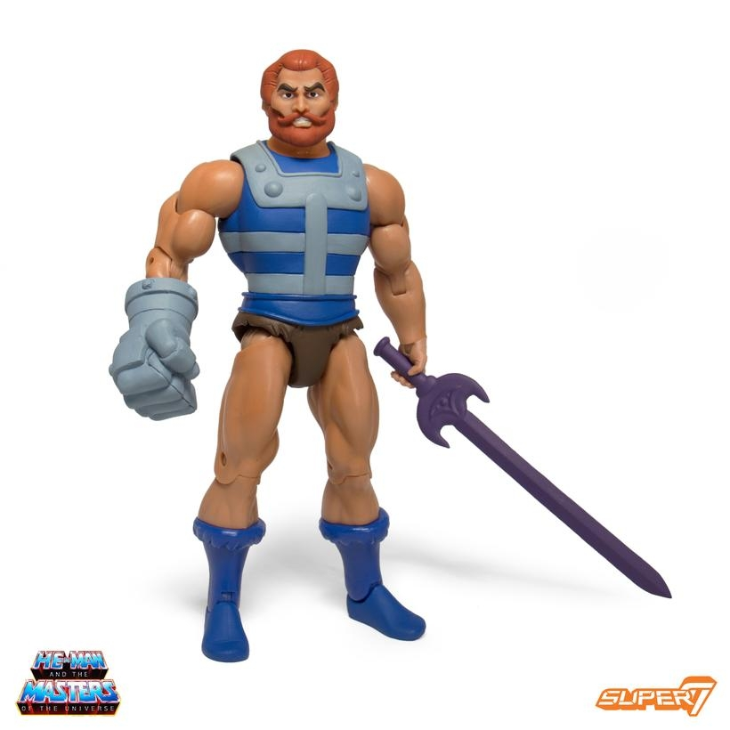 Masters of the Universe Classics Club Grayskull: FISTO