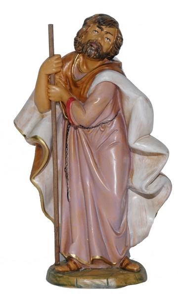 S. Giuseppe per presepio cm. 20