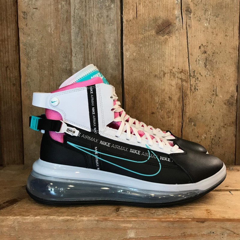 Scarpa Nike Air Max 720 Saturn Nera