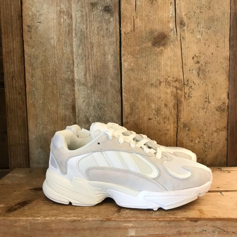 Scarpa Adidas Yung-1 Bianca