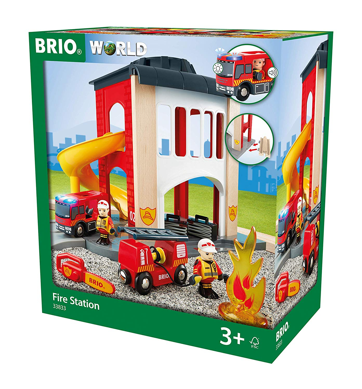 BRIO - Fire station 33833