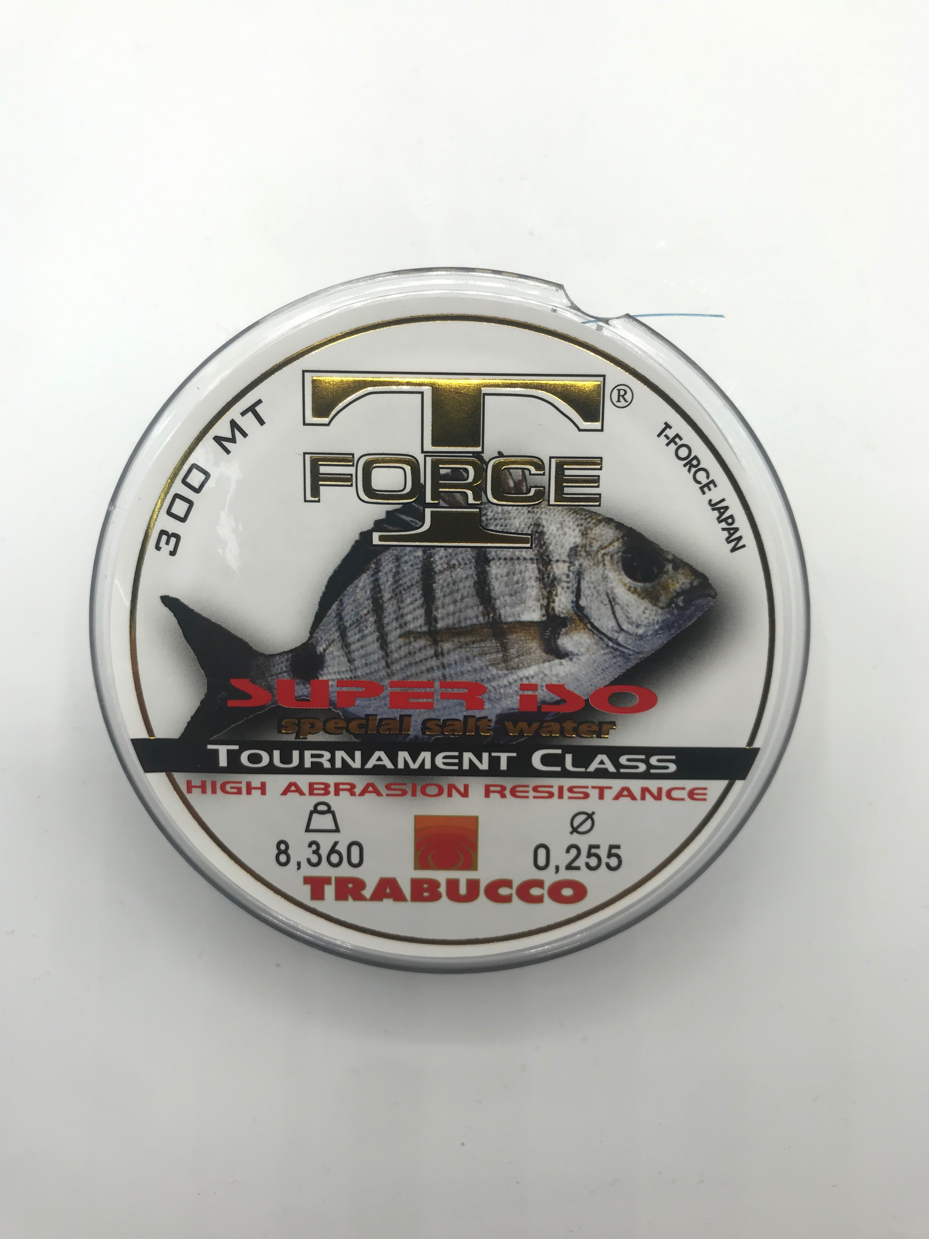 Trabucco - Lenza da pesca t-force tournament class 300m